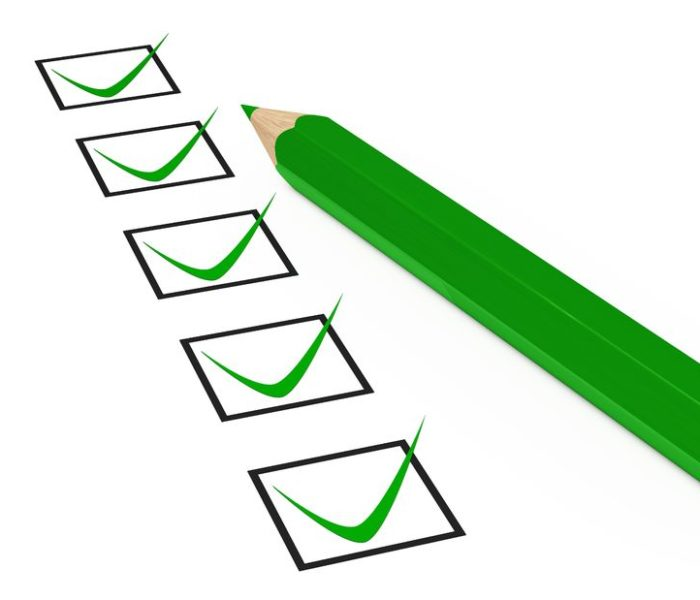 Cleaning Audit Checklist