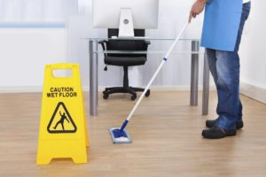 More Frequent Office Floor Care