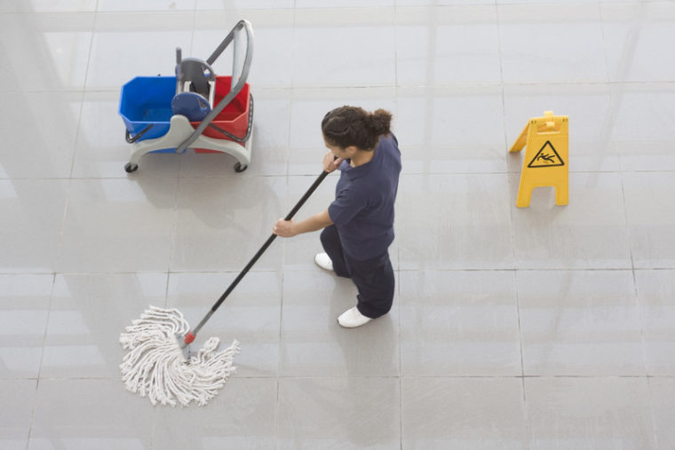 Keep Your Office Clean Throughout Winter