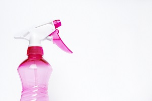 Thoroughly sanitize your fitness equipment