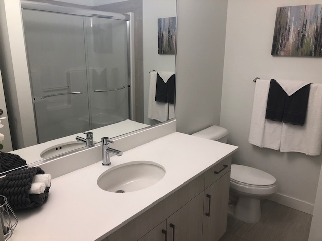 Show Homes Bathroom Cleaning