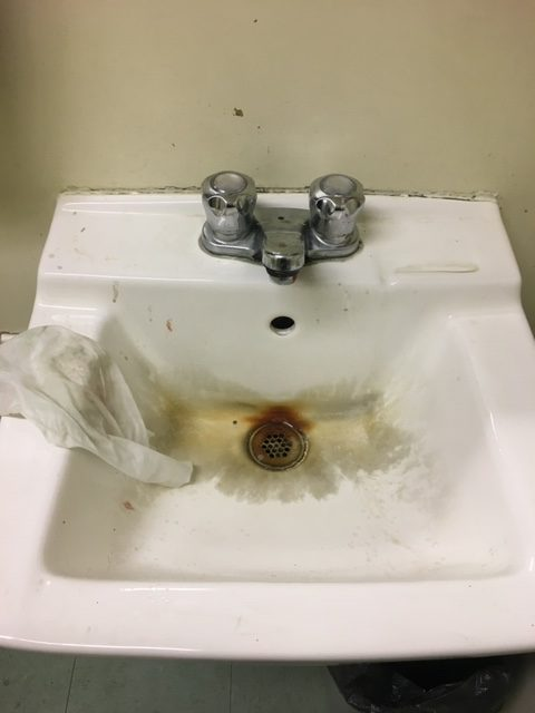 Edmonton Office Sink Cleaning