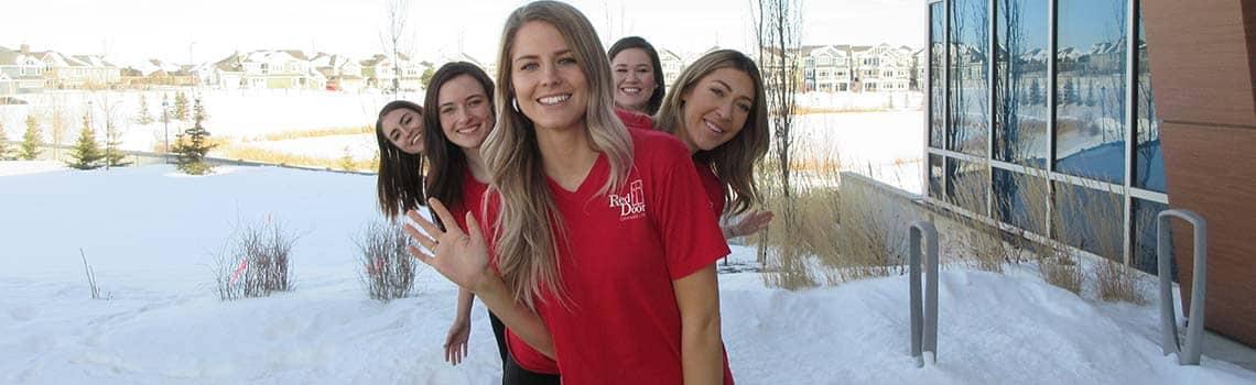 Red Door Cleaning Edmonton Janitorial